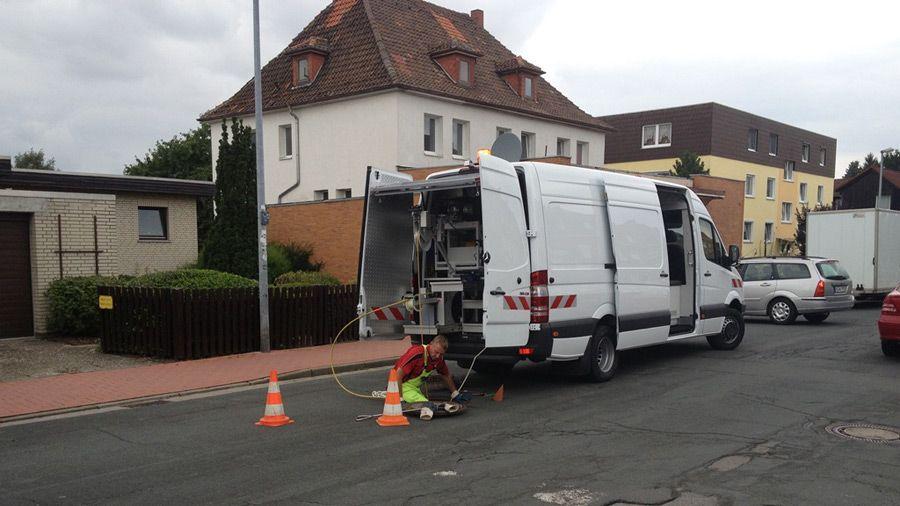 Turbo Rohrverstopfung beseitigen in Hannover: Rohrreinigungseildienst Uecker XV29