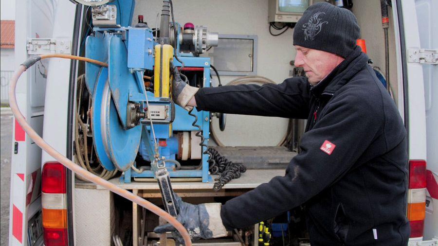 Etwas Neues genug Inlinersanierung durch Rohrreinigungseildienst Uecker Braunschweig #AP_12